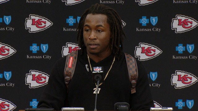 Chiefs postgame press conference