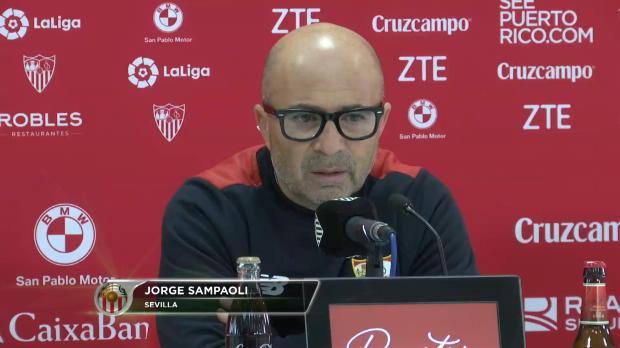 """Sampaoli, sobre el Leicester: """"Va a ser muy difícil"""""""