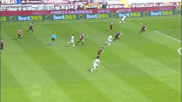 Serie A Round 35: Torino 1-3 Sassuolo