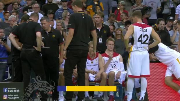 Basketball: Israels Tiefschlaf wird Deutschlands Glück