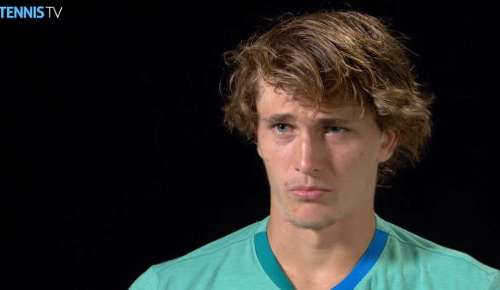 Zverev Interview: ATP Washington 2R