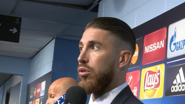 """Ramos: """"Im Rückspiel geht es um Alles"""""""
