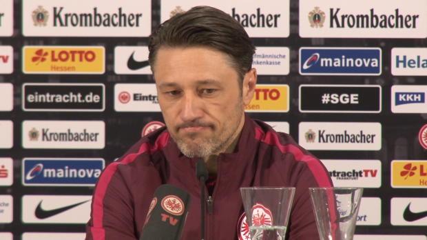 """Kovac: """"Wir müssen uns alles hart erarbeiten"""""""