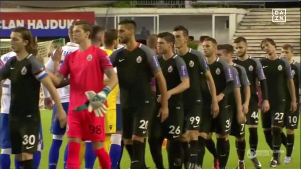 Hajduk Split - Lokomotiva Zagreb
