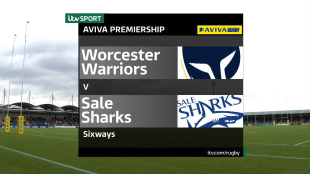 Aviva Premiership - Match Highlights - Worcester Warriors v Sale Sharks