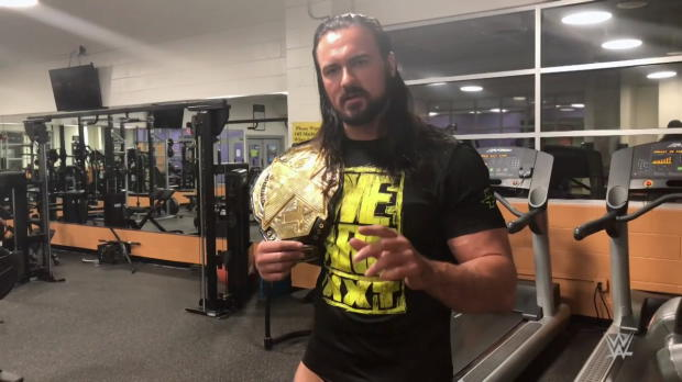 The dream match becomes a reality when NXT Champion Drew McIntyre defends against Adam Cole in San Antonio on Friday, Nov. 17