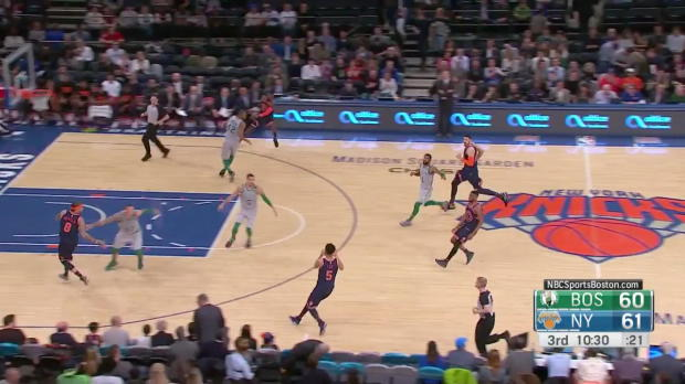 WSC: Daniel Theis (6 points) Highlights vs. New York Knicks