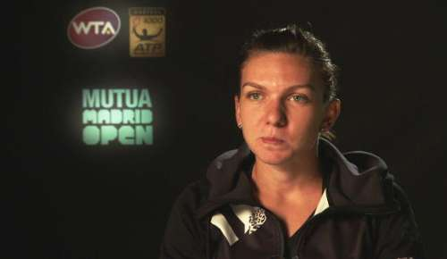 Halep Interview: WTA Madrid Final