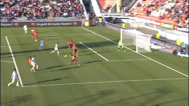 Ligue 1 Round 36: Lorient 0 - 1 Lille
