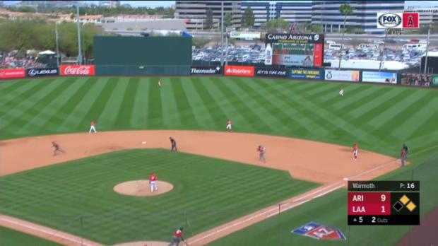 Herrmann's three-run home run