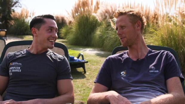 Turnen: Rio-Held Toba: Alles für's Team!