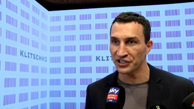 Boxen: Klitschko zu Merkel, Viagra und Joshua