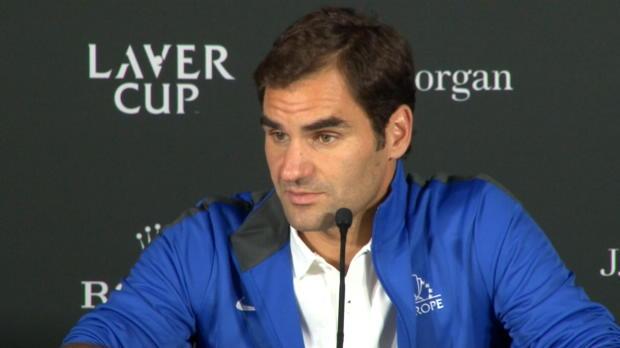 Basket : Laver Cup - Federer répond aux critiques