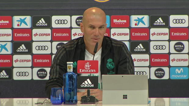 Zidane genervt: Werde Real nicht verlassen