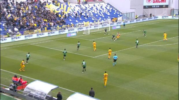 Serie A Round 36: Sassuolo 1 - 0 Verona
