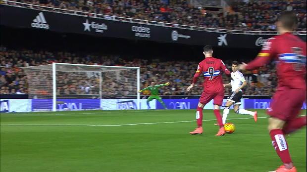 LaLiga Round 24 : Valencia 2-1 Espanyol