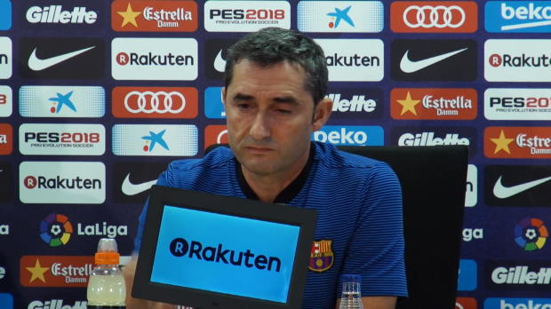 """Valverde: """"Griezmann passt zu vielen Klubs"""""""