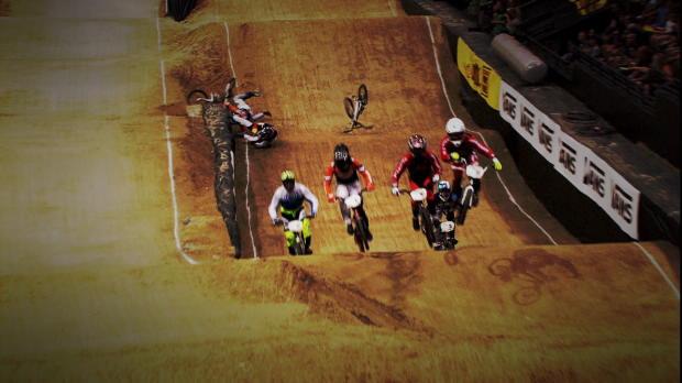 BMX: Adrenalin pur und spektakuläre Crashes
