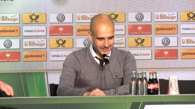 "Guardiola: ""Bundesliga ist sehr, sehr gut"""