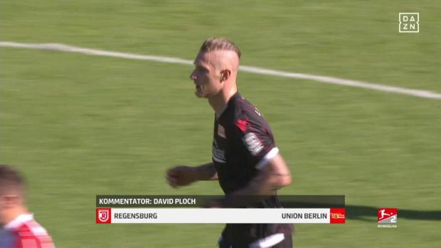 SSV Jahn Regensburg - 1. FC Union Berlin