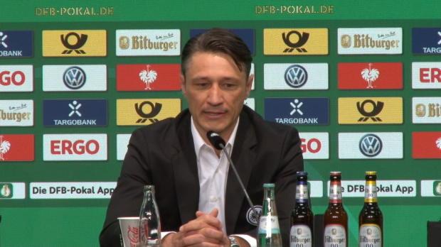 Eintracht-Lampenfieber? Das sagt Niko Kovac