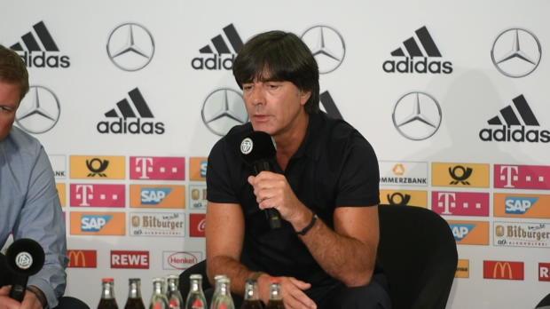 "Löw: ""Wagner bringt andere Note ins Spiel"""