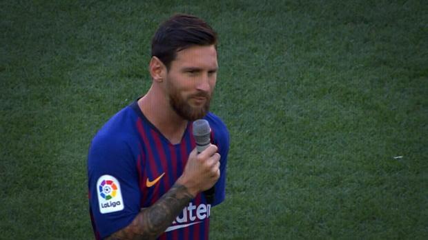 Lionel Messi – Die europäische Tormaschine