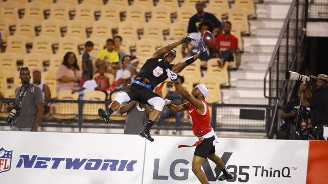 American Flag Football League Semifinal: Holdat vs. Godspeed highlights