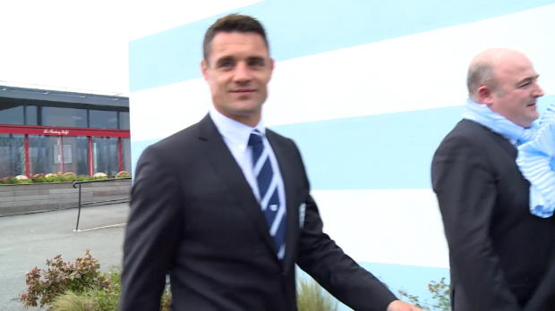 Top 14 -  Racing:M�tro 92 : Dan Carter fait son arriv�e