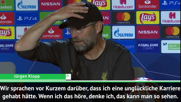 """CL-Sieger Klopp hungrig: """"War erst der Anfang"""""""