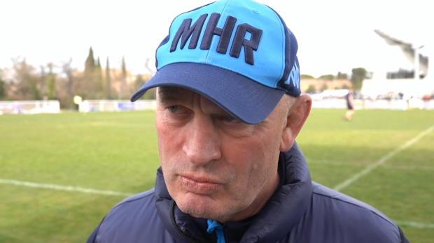 Top 14 - Montpellier : Cotter : 'Se préparer à un gros engagement physique'