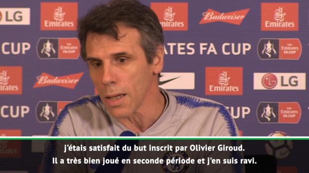 16es - Zola - 'Giroud ne se plaint jamais'