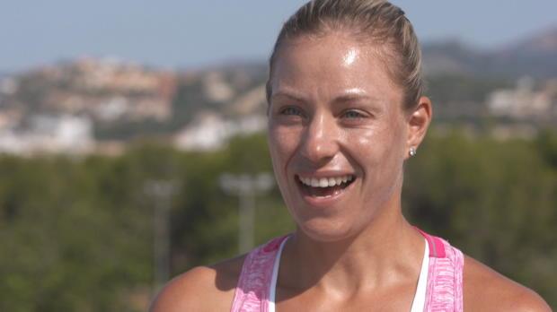 Mallorca: Kerber: Top Wimbledon-Vorbereitung