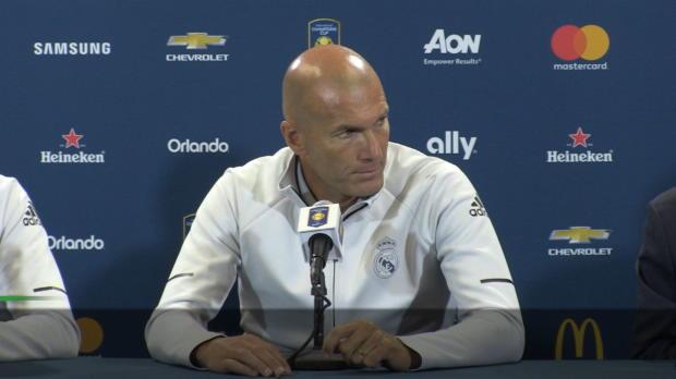 """Zidane zu Mbappe-Gerücht: """"Bin nur Trainer"""""""