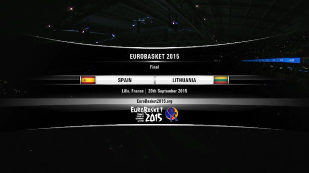 Spain v Lithuania - Highlights - FIBA EuroBasket 2015