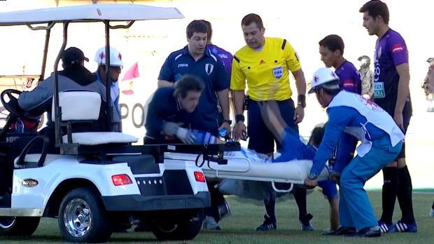 Copa Sudamericana: Oscarreifes Tragen-Spiel