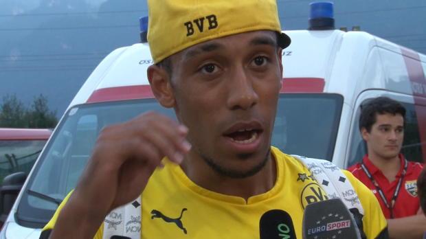 Bundesliga - Borussia Dortmund, Aubameyang : 'Nous devons �tre pr�ts'
