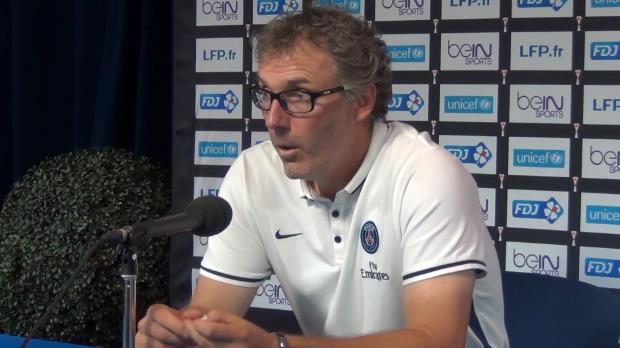 Troph�e des Champions - Blanc - ''Beaucoup de sujets de satisfaction''