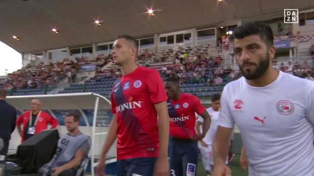 Chateauroux - Nimes