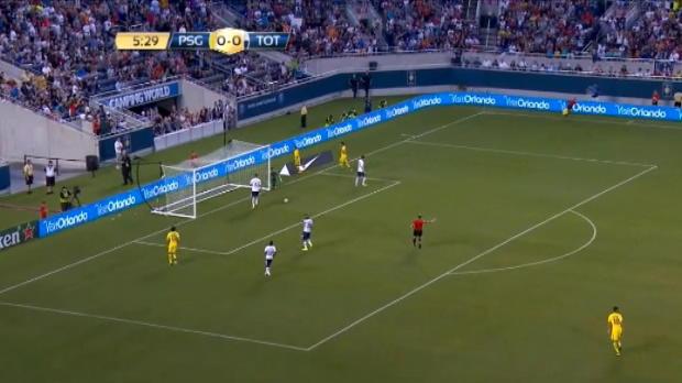 كرة قدم: كأس الأبطال الدوليّة: باريس سان جيرمان 2-4 توتنهام