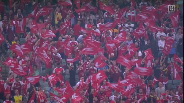 UEFA Europa League: Chelsea - Arsenal | DAZN Highlights