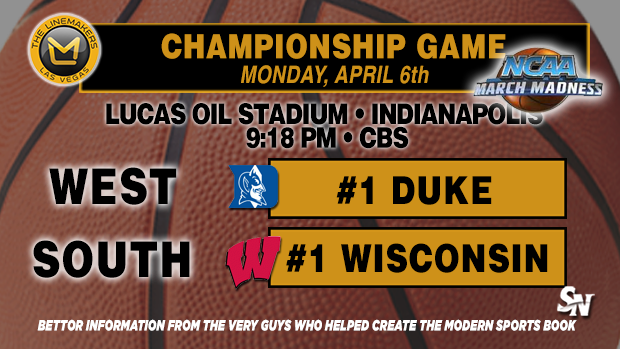 Duke vs. Wisconsin