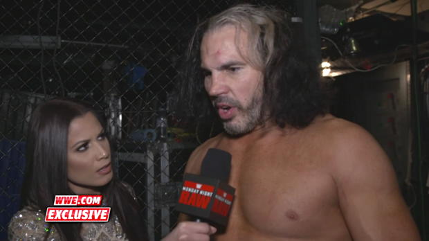 Matt Hardy aims to make Bray Wyatt obsolete at Royal Rumble: WWE.com Exclusive, Jan. 22, 2018