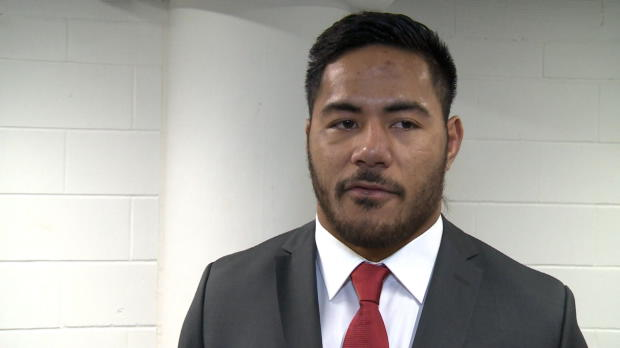 "Six Nations: Tuilagi: ""Habe es genossen"""