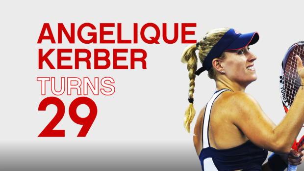 Alles Gute, Angie Kerber! Tennis-Queen wird 29