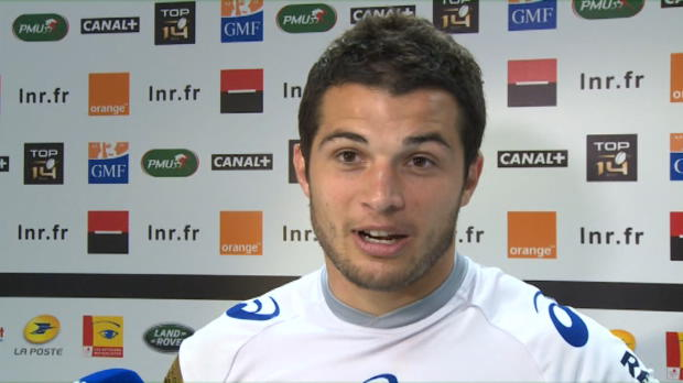 Top 14 - Demi:finale : Dulin (CO) : ''Tout a �t� compliqu�''