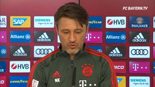 Neuer fit für Augsburg? Kovac ist optimistisch