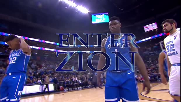 Zion Williamson scores 31 in Duke's win vs. North Carolina