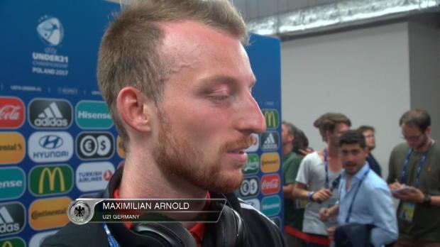 U21: Arnold: Pollersbeck nicht umsonst bezahlt