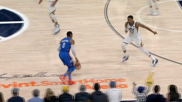 GAME RECAP: Jazz 96, Thunder 87